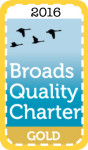 Click here to read our latest inspection report for the Broads Quality Charter
