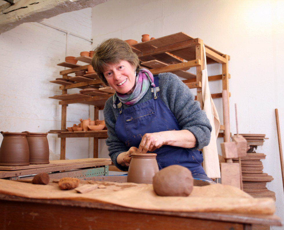 Good luck Tricia with your new ventures in pottery