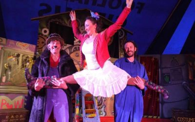 Brand NEW Foolhardy Circus Show this Easter – called Whoops!