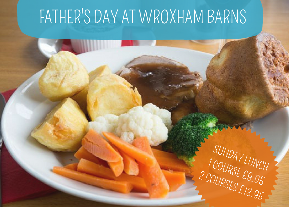Father's Day at Wroxham Barns