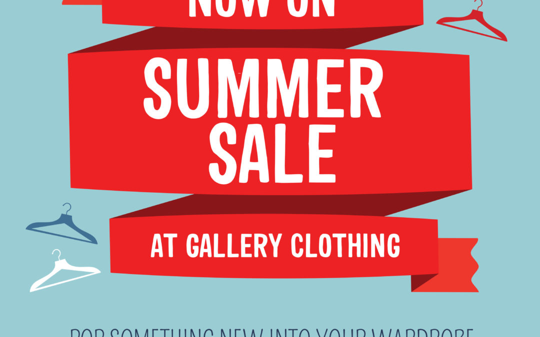 Gallery Clothing – Summer Sale NOW ON