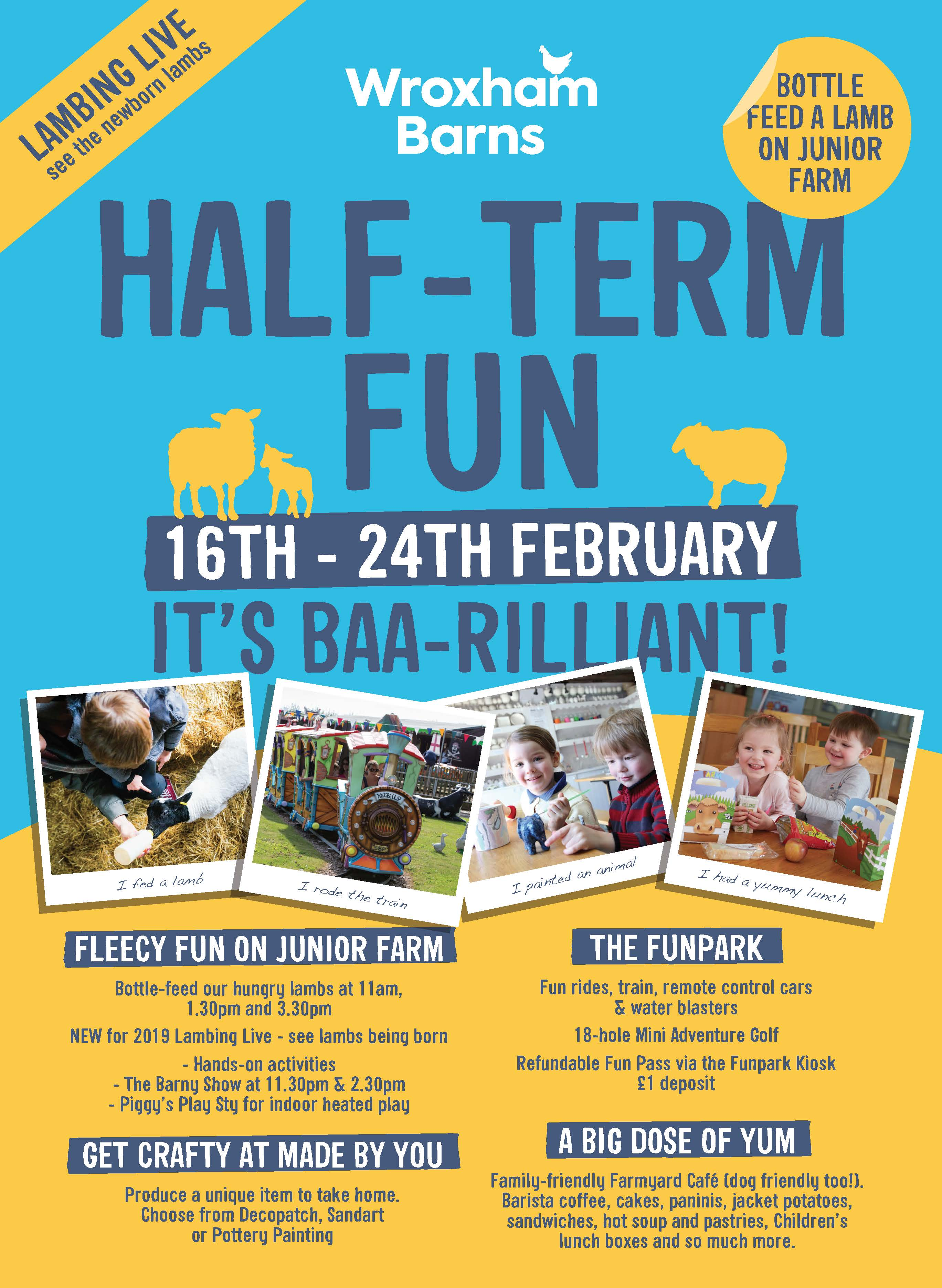 half term norfolk uk