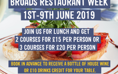 Broads Restaurant Week