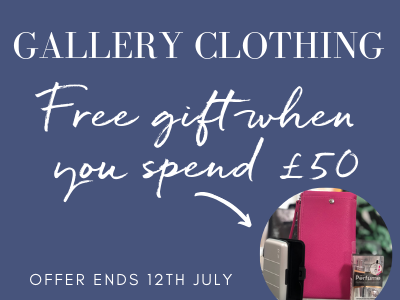 Summer Fashion Offer at Gallery Clothing