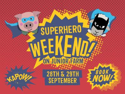 Superhero Weekend