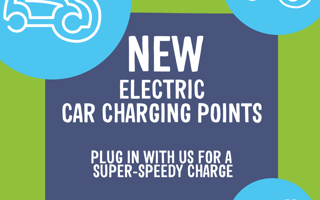 Electric Car Charging Comes to Wroxham Barns