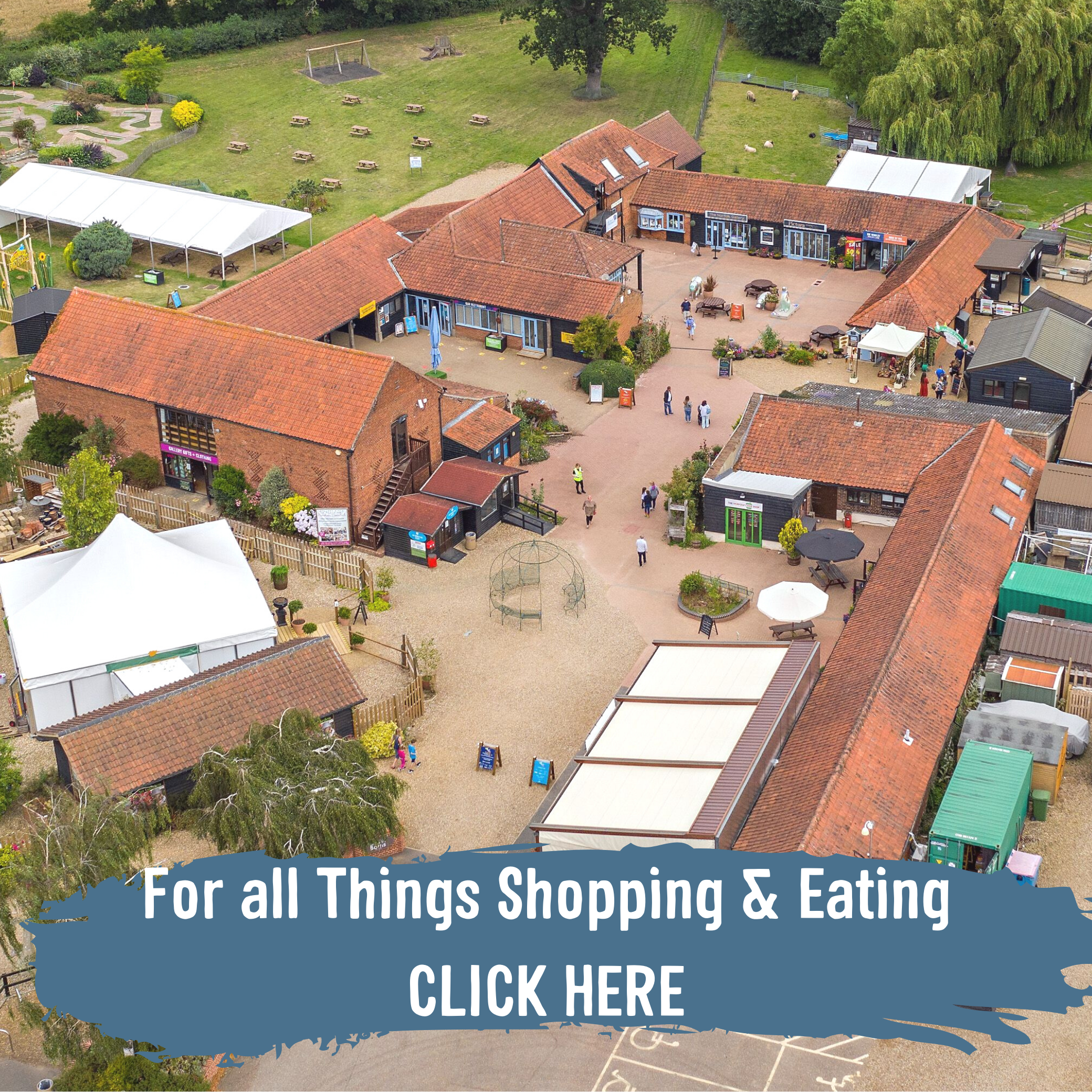 Wroxham Barns - Shopping & Eating